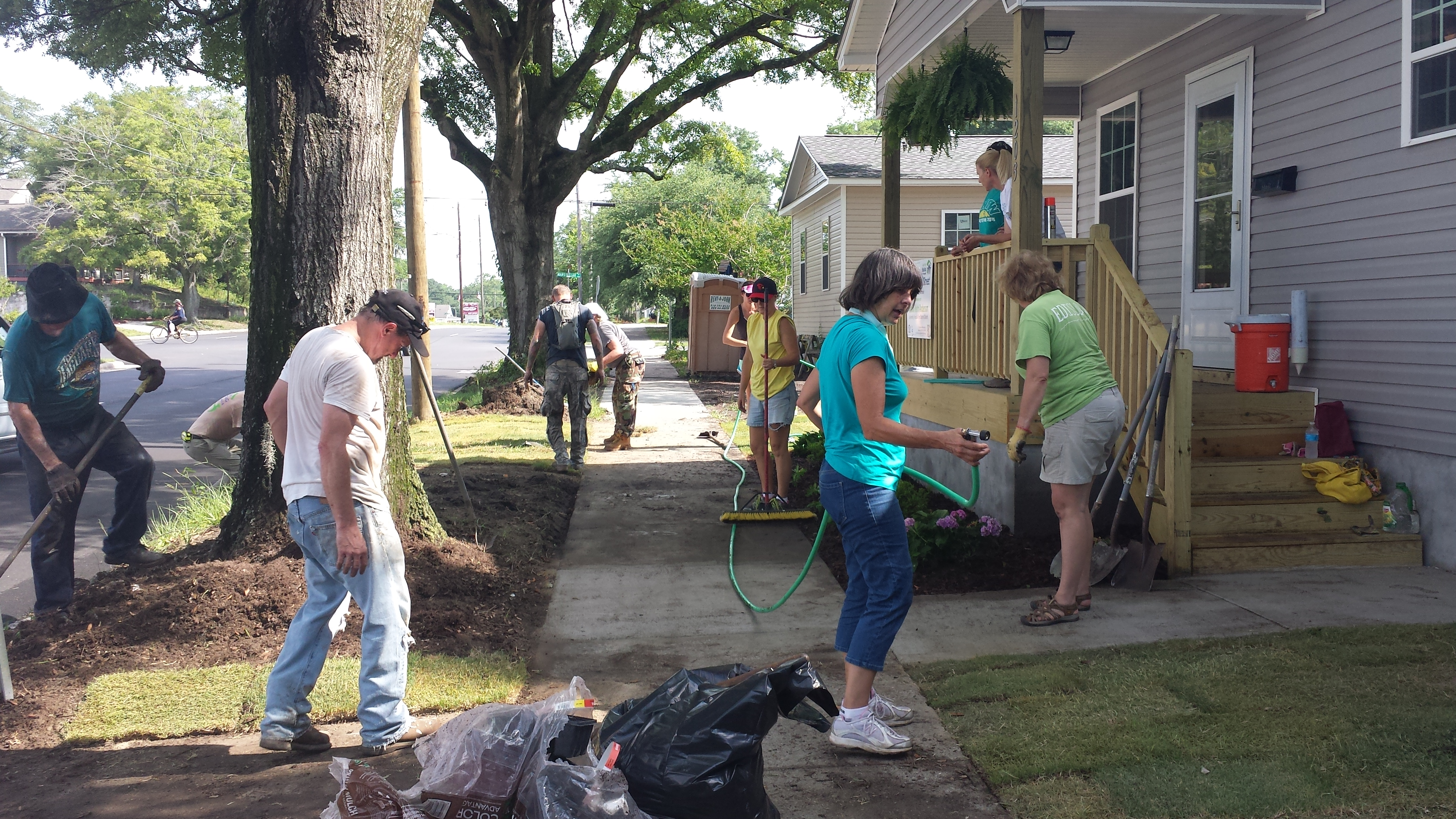 Weekly Saturday Tasks Cape Fear Habitat For Humanity