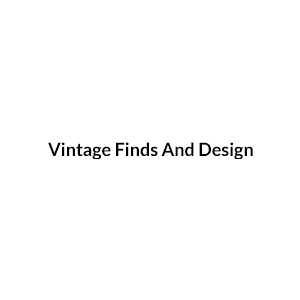 vintage finds and design