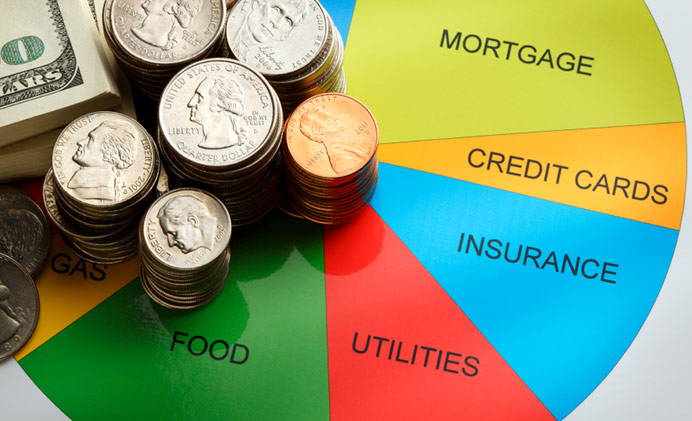 3rd Course Class Set:   Credit Tips and Budget Basics