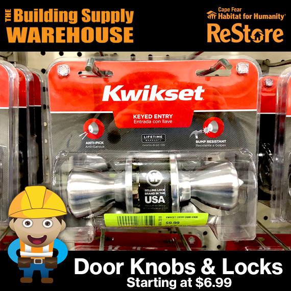Door Knobs & Locks
