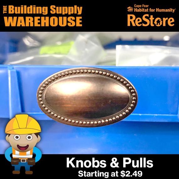 Knobs & Pulls