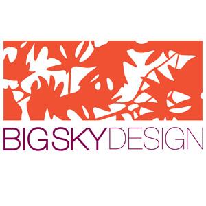 Big Sky Design for web