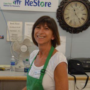 Volunteer Cheryl Photo