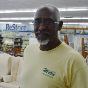 Volunteer Robert Photo